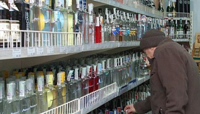 Ціна найдешевшої пляшки горілки зросте до 80 гривень
