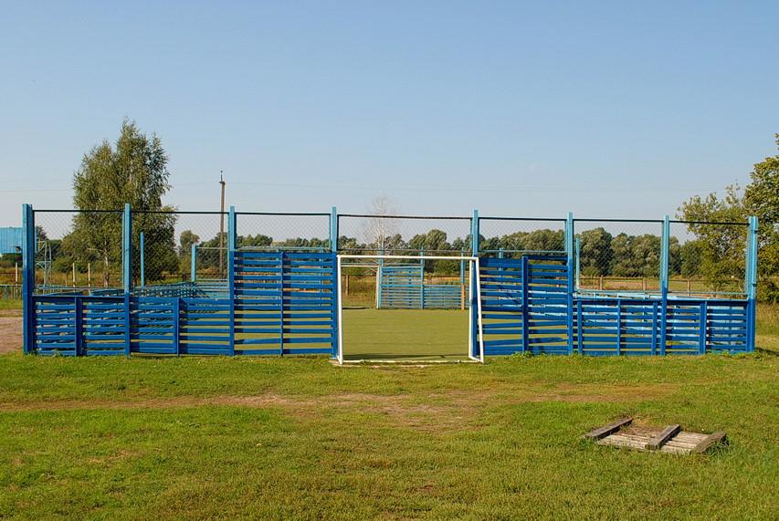 В якому стані перебуває спортивна інфраструктура Ямполя