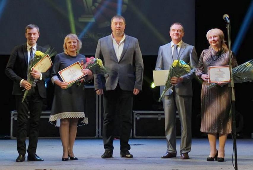 Ямпільчанин отримав перемогу в обласному конкурсі  «Мистецькі сходи 2017»