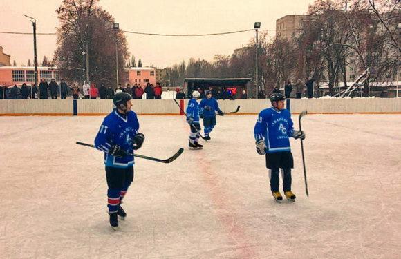 Свеський «Авангард» лідирує у Чемпіонаті Шосткинського району з хокею