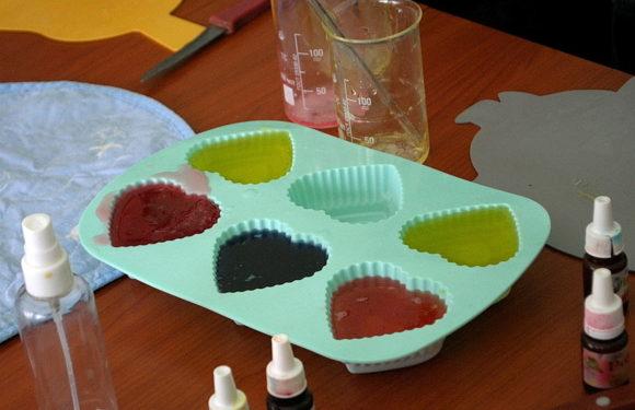 В Ямполі запрацювала майстерня з миловаріння