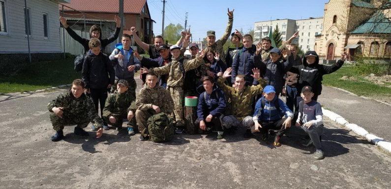 Під Неплюєвим відбулась «Школа патріотів»