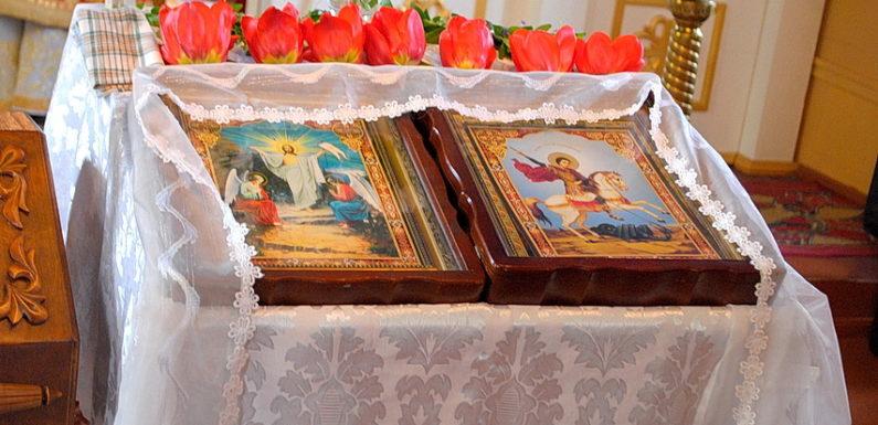 В Ямполі відбулось архієрейське богослужіння
