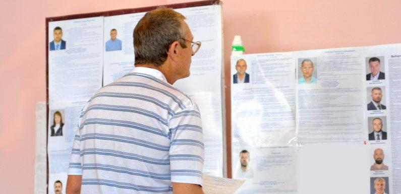 ЦВК опрацювала 33,6% протоколів: Деркач набирає 39,32%, Шевченко – 23,77%