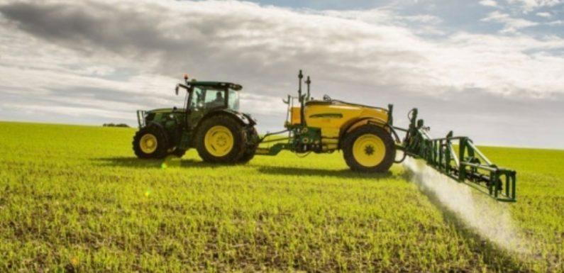 Ямпільські поля оброблятимуть гербіцидами