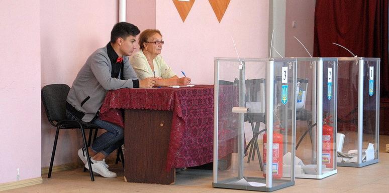 Ямпільщина обирає депутатів Верховної Ради