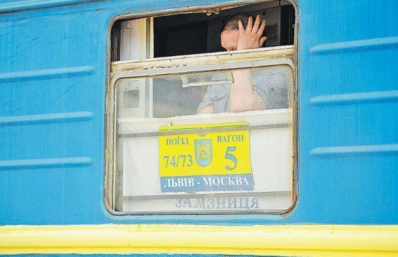 Зупинку потягу Львів-Москва в Хуторі Михайлівському до виборів не відновлять