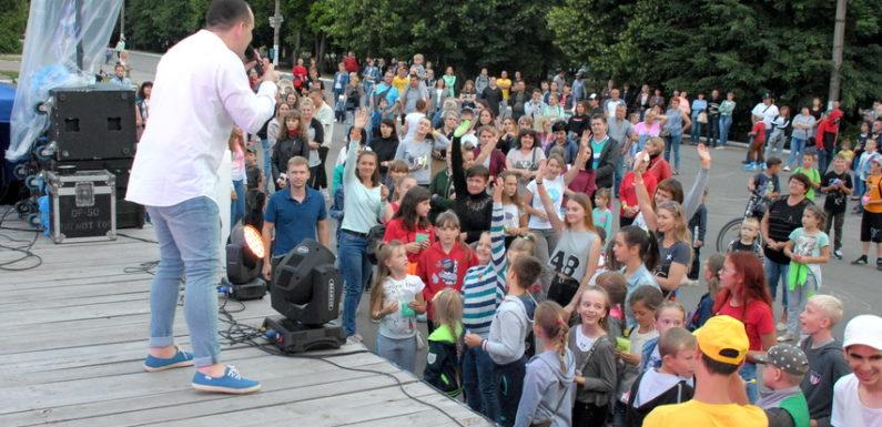 В Ямполі на День молоді відбувся агітаційний захід