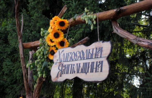 """В Ямполі відбулась традиційна акція """"Хлібосольна Ямпільщина"""""""