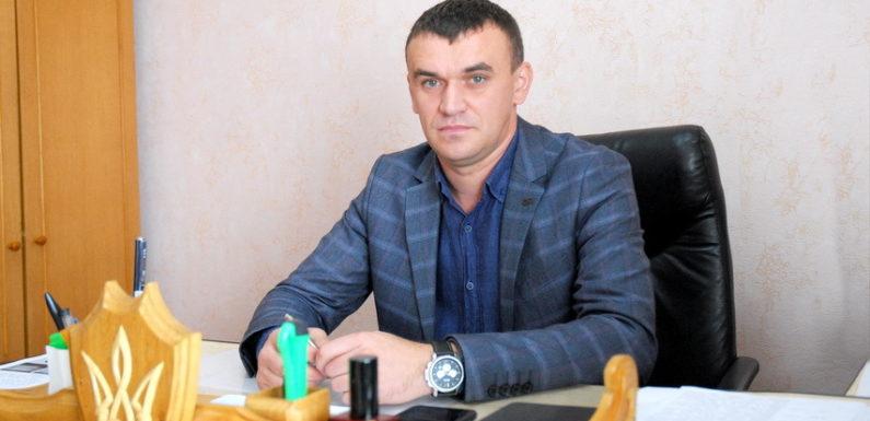 Новопризначений керівник ямпільської поліції Віталій Єрохов дав інтерв'ю Ямпіль.INFO