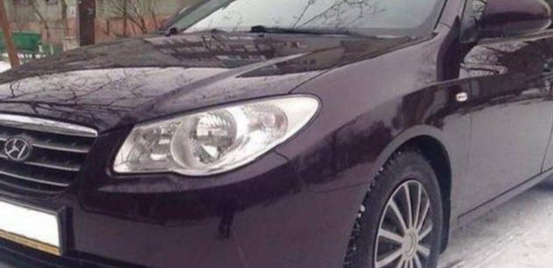 Свесянина засудили за крадіжу автомобіля в Києві