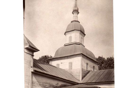 Як виглядала церква в Антонівці