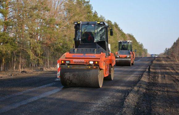 Дорогу Шостка-Ямпіль замість «Міськтрансбуду» ремонтуватиме «Автомагістраль – Південь»