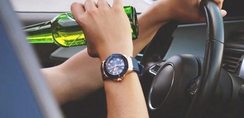 Ямпільські водії все частіше сідають за кермо у стані алкогольного сп'яніння
