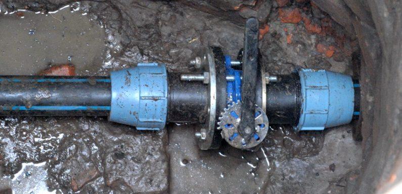 В Ямполі продовжують ремонтувати водогін