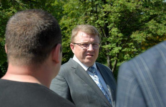 🔥 Губернатор знову збирається в Ямпіль і бере з собою керівників дорожніх структур