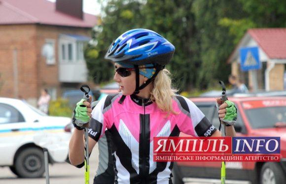 🔴 Дарина Ковальова зі Свеси стала призеркою Чемпіонату України з лижних гонок на лижоролерах