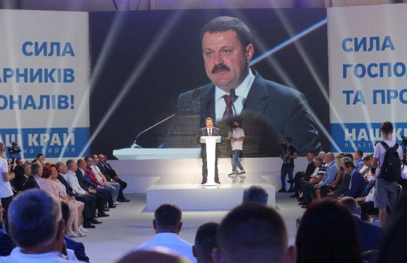 Андрій Деркач: «Країну охопила епідемія жадібності влади. Терапію почнемо восени»