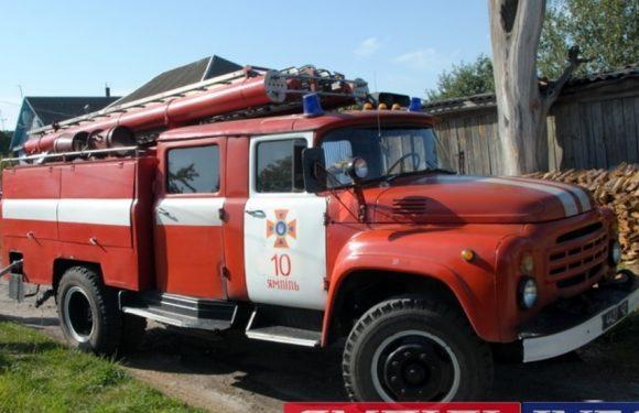В Микитівці загорівся автомобіль
