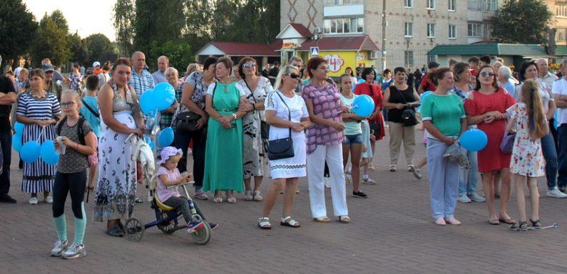 В Ямполі відбувся агітаційний концерт