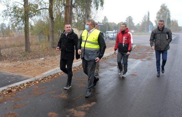 В наступному році в Ямполі розпочнеться ремонт центральної дороги