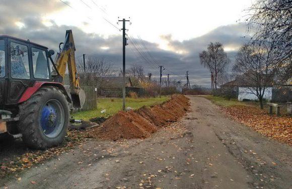 В Ямполі завершили будівництво водогону