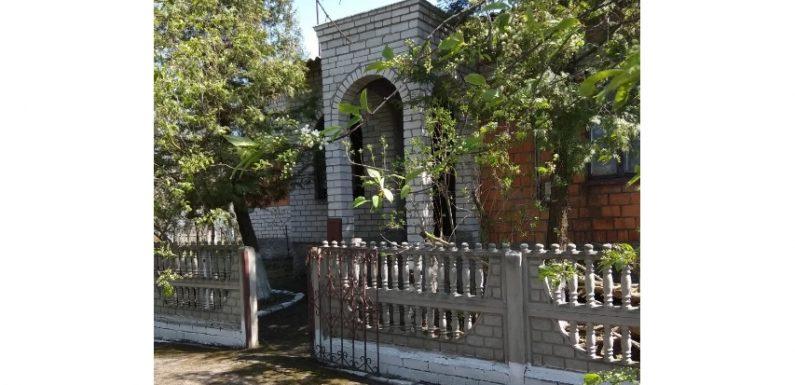 Продаётся дом в Ямполе