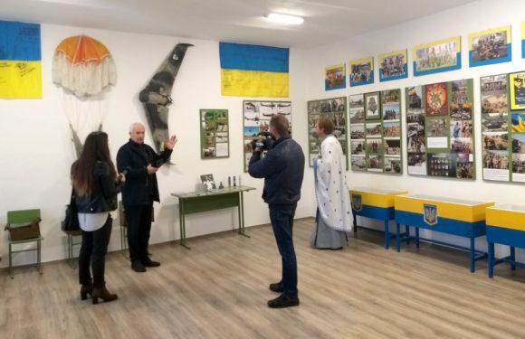 у Дружбі відбулась презентація  військово-історичного музею імені Святослава Хороброго