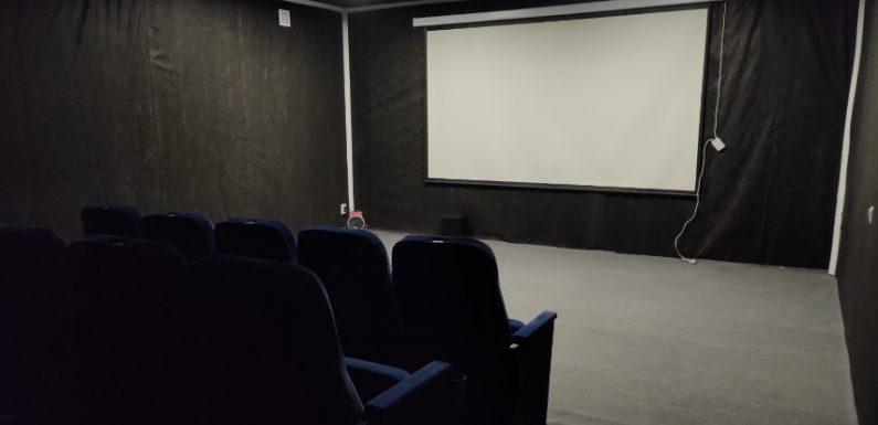 Сьогодні в Ямполі запрацює кінозал