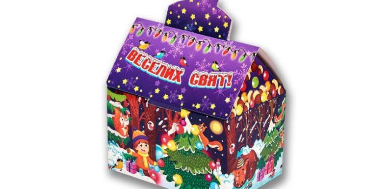 Де замовити солодкі новорічні подарунки для дітей?