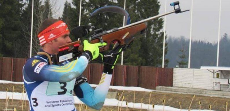 Денис Носико завоював бронзу на чемпіонаті України