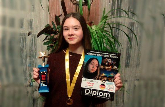 Вихованка Ямпільської музичної школи перемогла на Міжнародному фестивалі