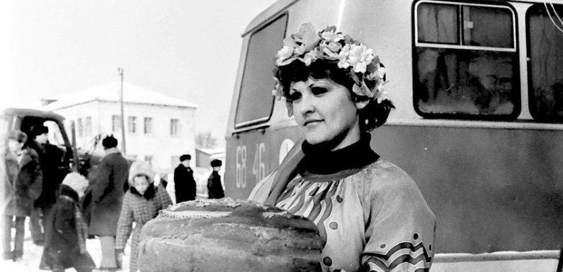 Як в 80-х роках в Ямполі відзначали «Проводи зими»