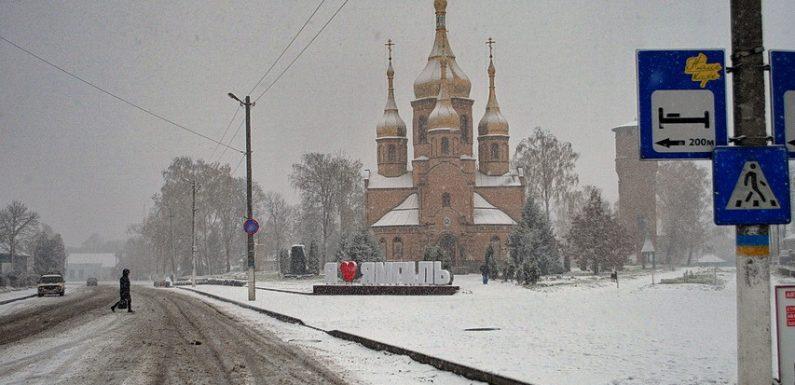 Завтра в Ямполі можливий снігопад і ожеледь