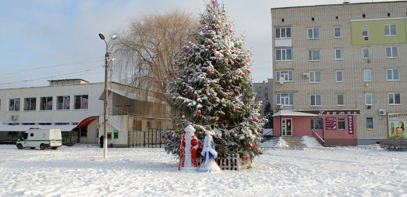 Як в Ямполі борються зі снігом?