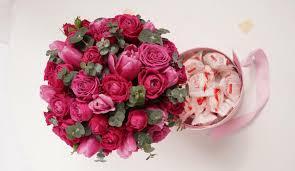 Где заказать цветы в Киеве?