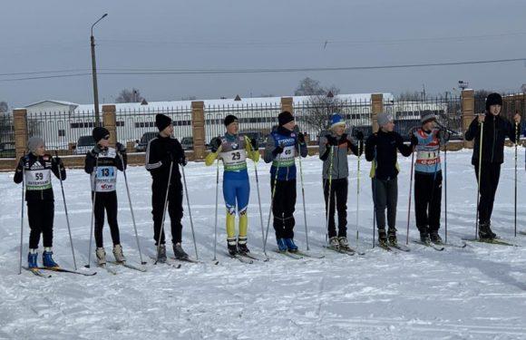 Лижники дружбівської ДЮСШ представили громаду на змаганнях в м. Конотоп