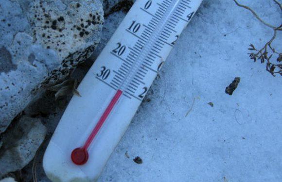 На вихідних в Ямполі прогнозують сильні морози
