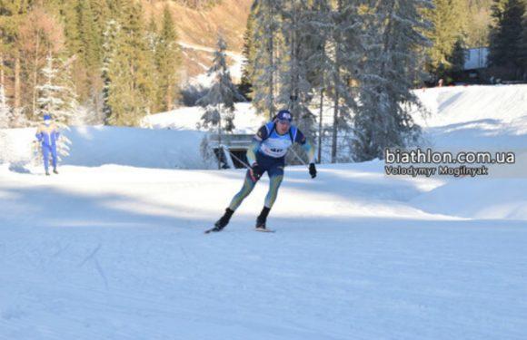 Біатлоніст Денис Насико став десятим на етапі Кубку IBU