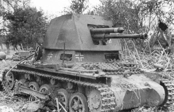 Как немецкие войска наступали на Ямполь в сентябре 1941-го (часть первая)