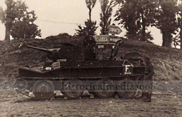 Как немецкие войска наступали на Ямполь в сентябре 1941-го (часть вторая)