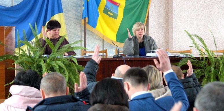 В Ямполі відбулась п'ята сесія селищної ради