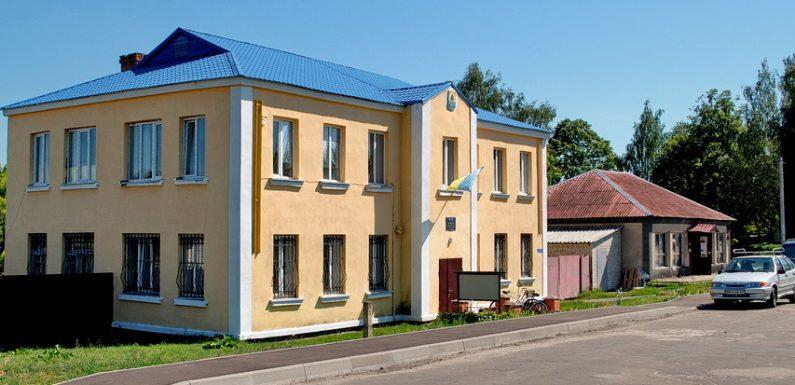 Колишнє приміщення Ямпільської селищної ради передадуть Центру дитячої та юнацької творчості