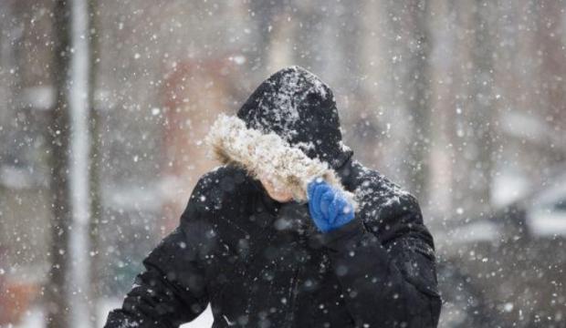 Циклон Volker принесе в Ямпіль мокрий сніг та ожеледицю