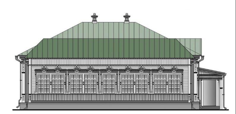 Триває робота з виготовлення проекту з консервації і реставрації будинку М.М. Неплюєва в Воздвиженському