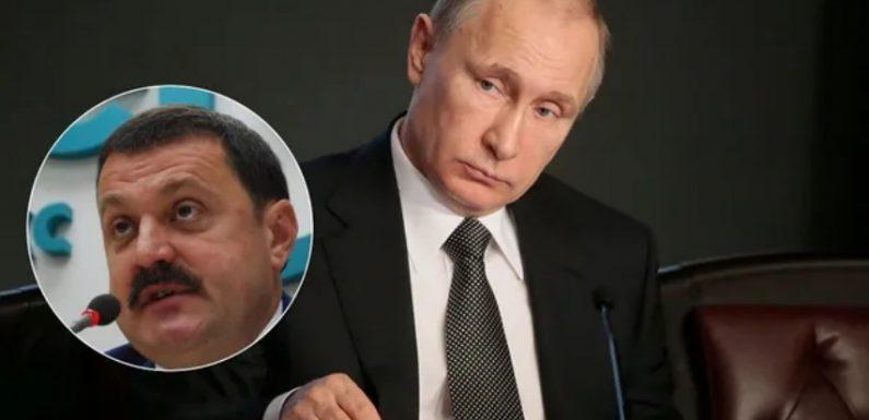 Путін особисто контролював діяльність депутата Деркача, – розвідка США