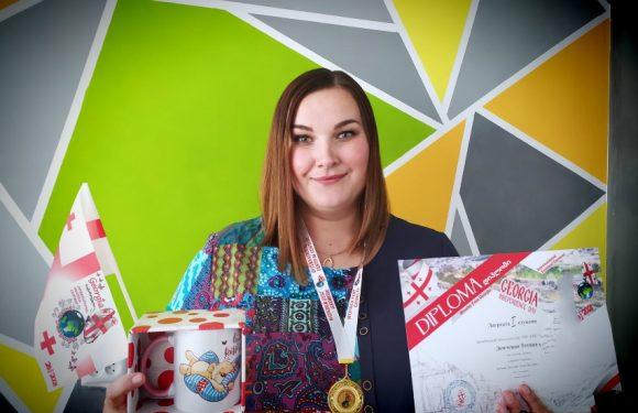 Солістка Дружбівського палацу культури здобула перемогу в міжнародному конкурсі