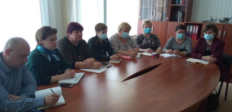 В Ямполі відбулось засідання Виконавчого комітету селищної ради