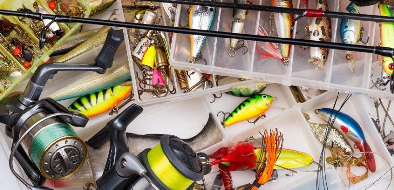 Де придбати товари для риболовлі?