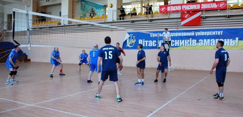 Депутати Ямпільської, Свеської та Дружбівської ОТГ завоювали два «золота» на обласній спартакіаді